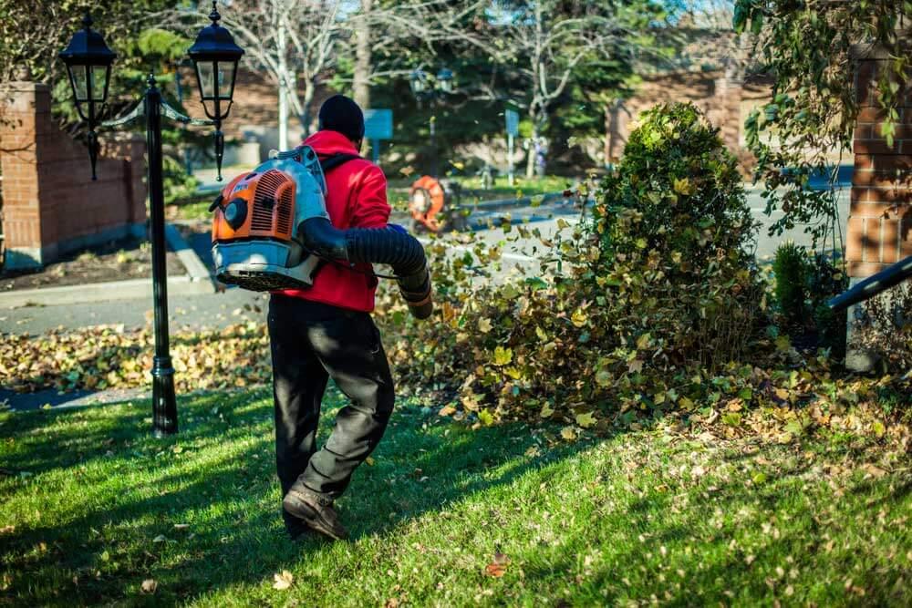 Trädgårdsarbetare